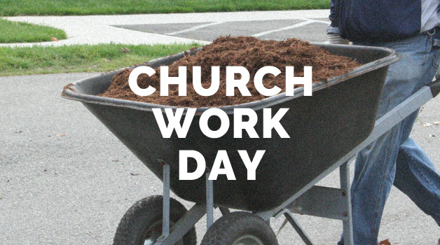 Church Work Day