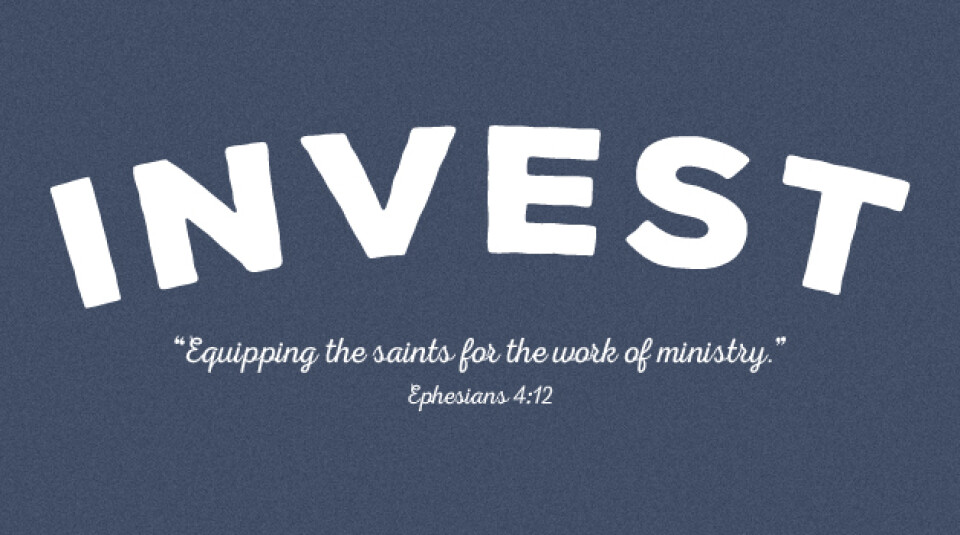 INVEST | Evangelism & the Gospel