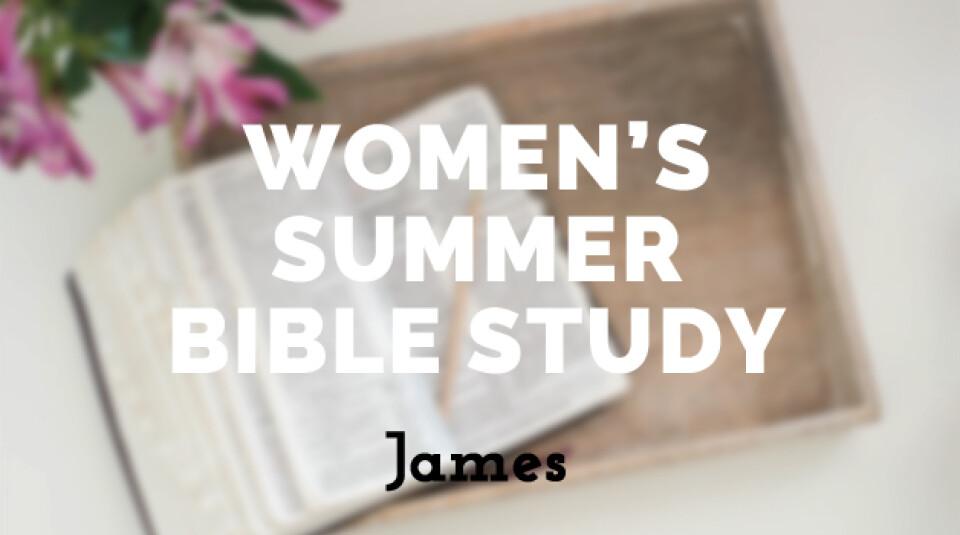 2017 Women's Summer Bible Study