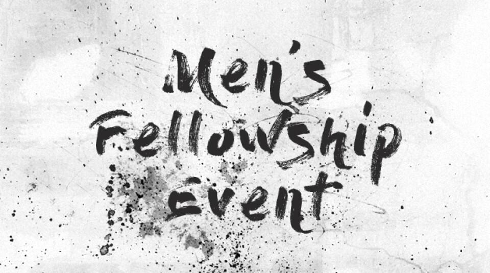 Men's Fellowship Event | 10/21