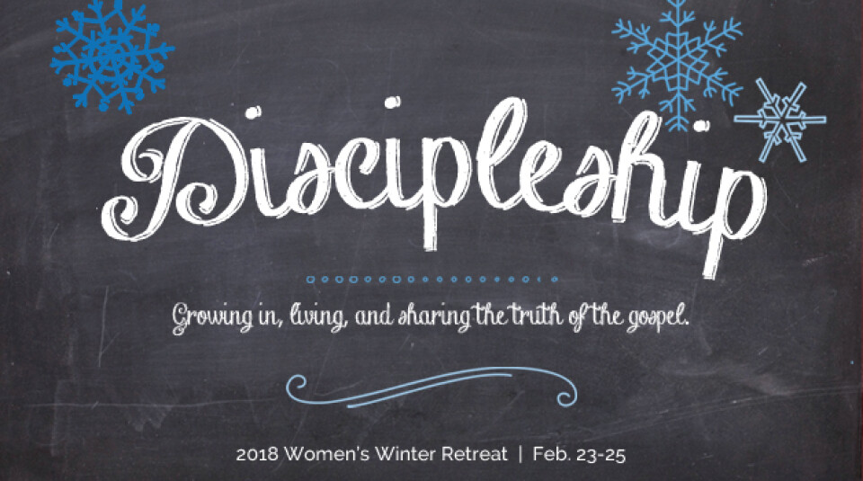 2018 Women's Winter Retreat