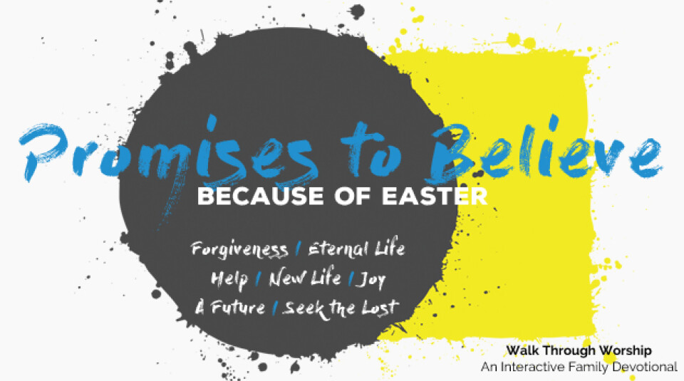 Walk Through Worship-An Interactive Family Devotional