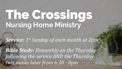 The Crossings Bible Study