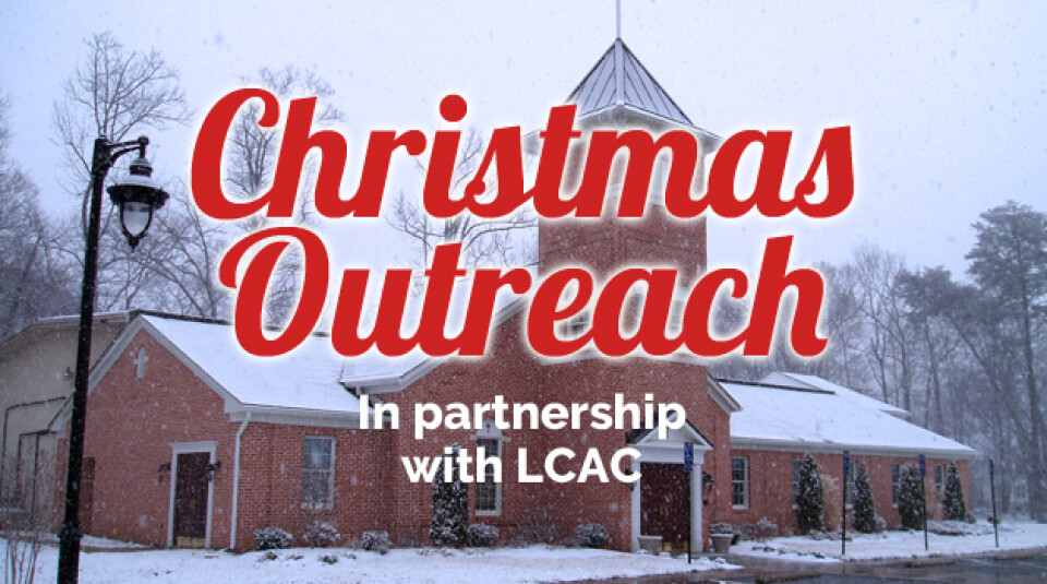 Christmas Outreach: LCAC