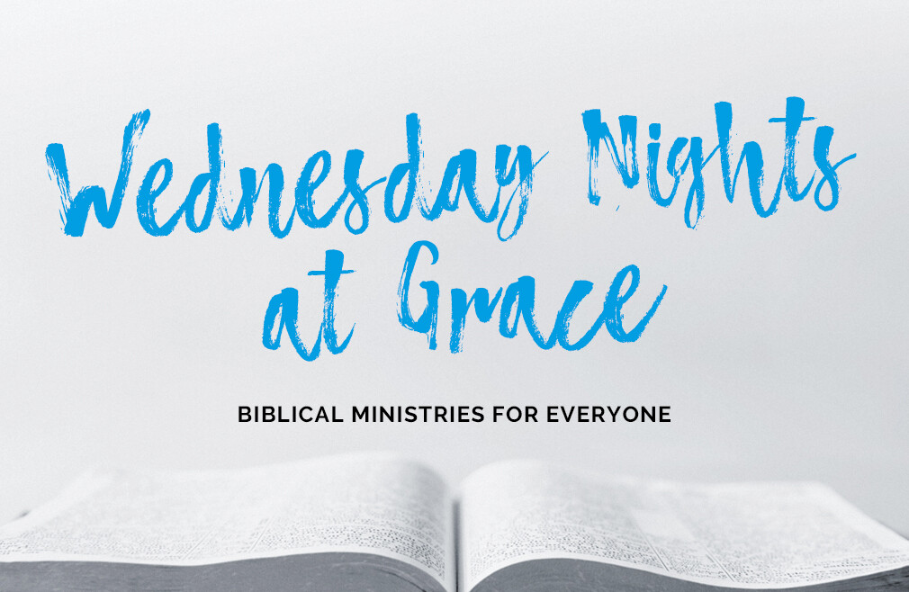 Wednesday Nights at Grace