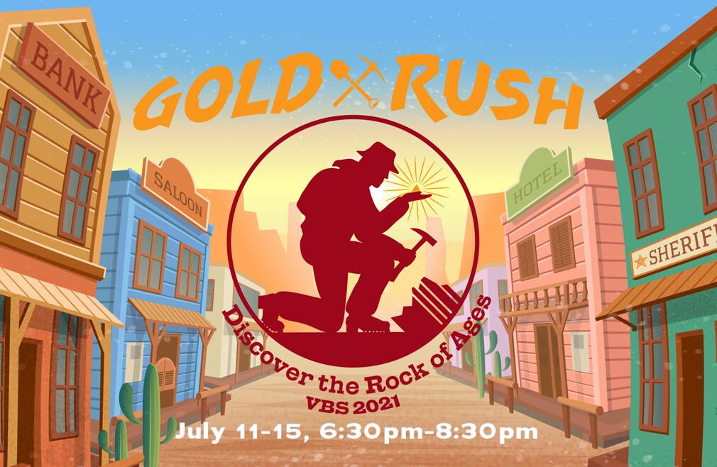 Gold Rush - VBS 2021