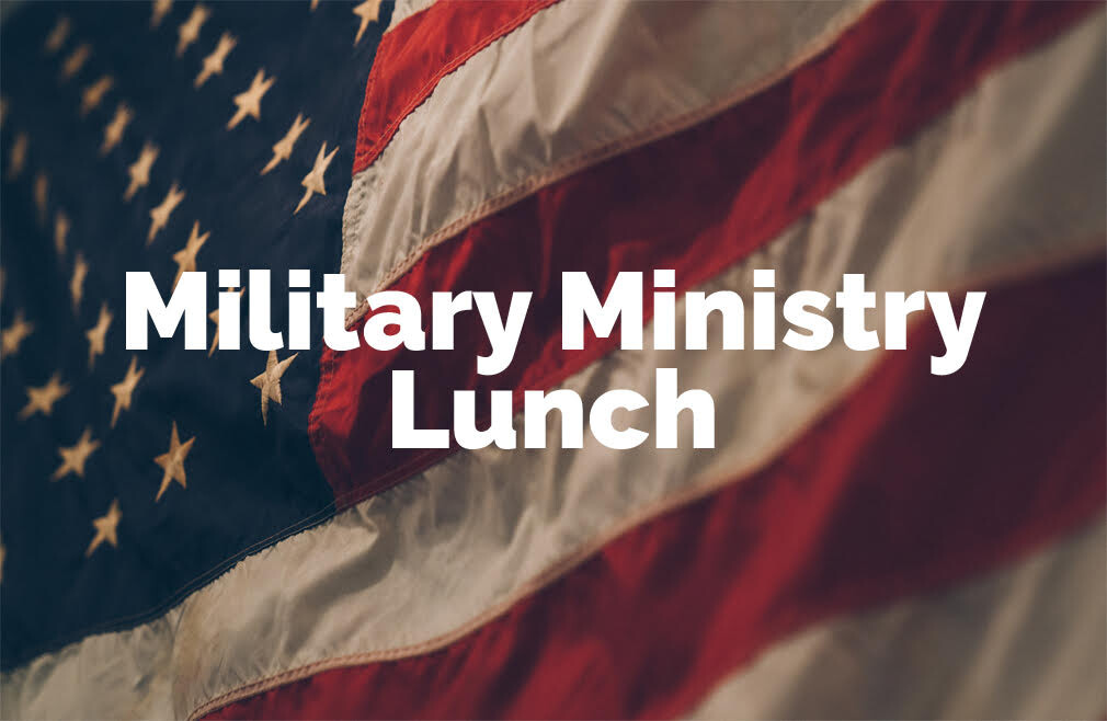 Military Ministry Luncheon