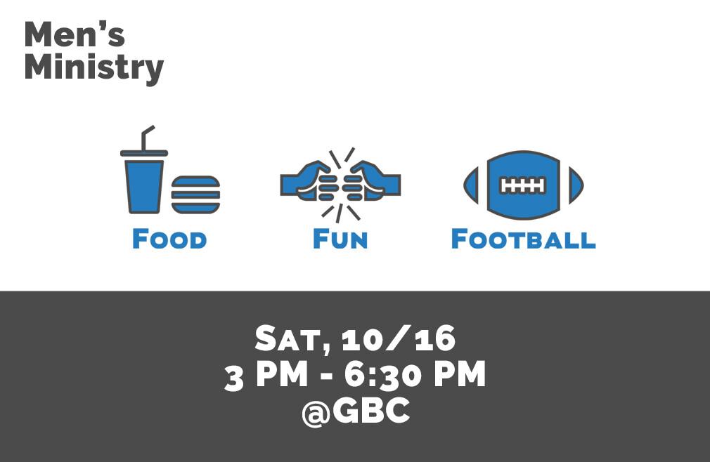 Food, Fun, Football